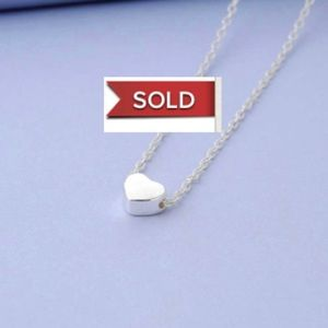 Jewelry - Heart Necklace OFFERS WELCOME